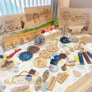 西尾商工会議所の展示コーナーでJaMの商品がご覧いただけます☆